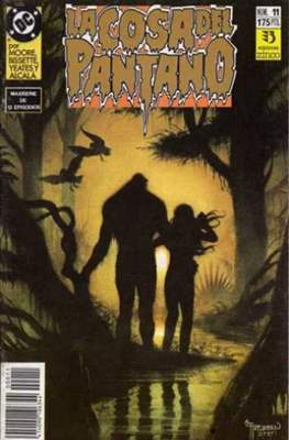 La Cosa del Pantano (1991) (Grapa) #11