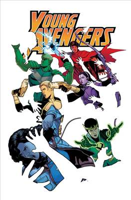 Young Avengers Vol. 2 (2013-2014) #5