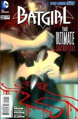 Batgirl Vol. 4 (2011-2016) (Comic-Book) #22