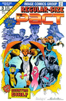 The Pact (Comic Book) #3