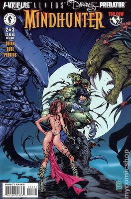 Mindhunter: Witchblade / Aliens / Darkness / Predator (2000-2001) (Grapa) #2