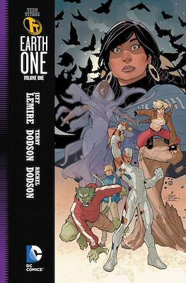 Teen Titans: Earth One (Digital) #1
