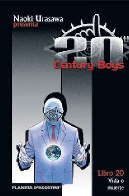 20th Century Boys (2004-2007) (Rústica con sobrecubierta) #20