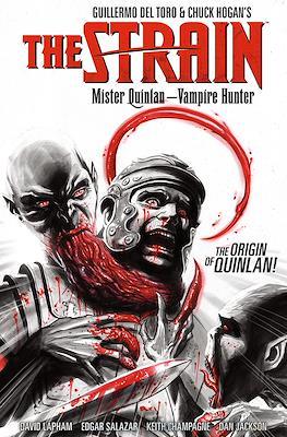 The Strain. The Origin of Quinlan