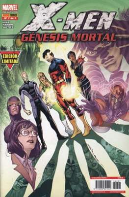 X-Men: Génesis mortal (2006-2007) (Grapa.) #7