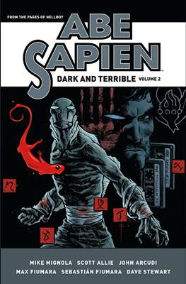 Abe Sapien (Hardcover) #2