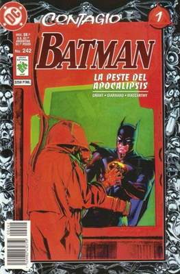 Batman Vol. 1 (1987-2002) (Grapa) #242