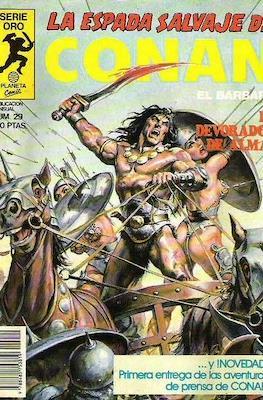 La Espada Salvaje de Conan. Vol 1 (1982-1996) #29