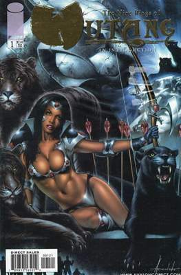 The Nine Rings of Wu-Tang (Comic Book) #1