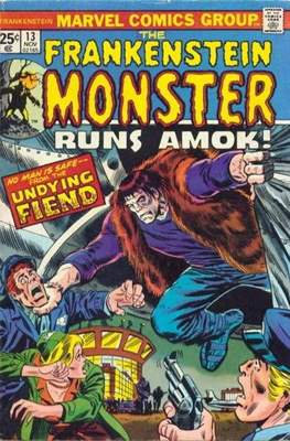 The Frankenstein monster (Grapa) #13