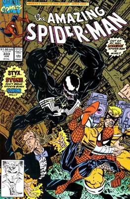 The Amazing Spider-Man Vol. 1 (1963-2007) #333