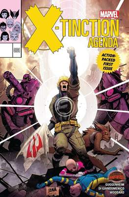 X-Tinction Agenda (Comic-book/digital) #1