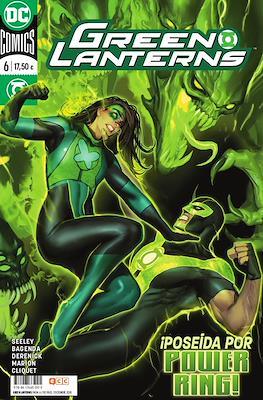 Green Lanterns. Renacimiento (Rústica 160-192 pp) #6