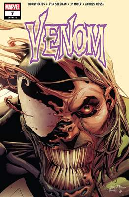 Venom Vol. 4 (2018) (Comic-book) #7