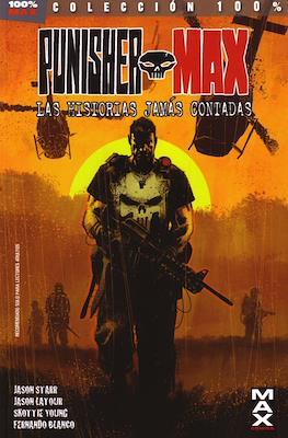 Punisher Max. Las historias jamás contadas. 100% MAX