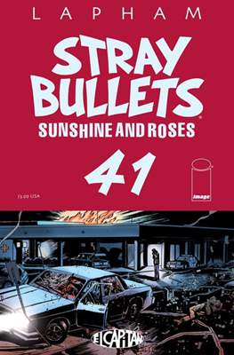 Stray Bullets: Sunshine and Roses (Comic Book) #41