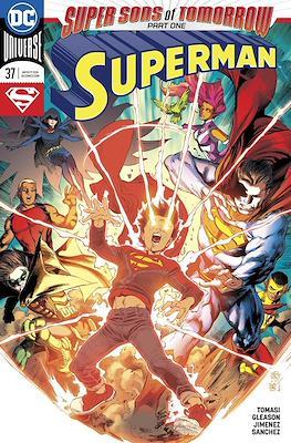 Superman Vol. 4 (2016-2018) (Comic Book) #37