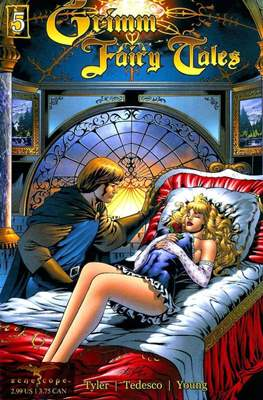 Grimm Fairy Tales (Comic Book) #5