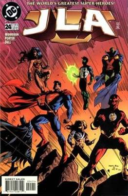 JLA Vol. 1 (1997-2006) (Comic-Book) #24