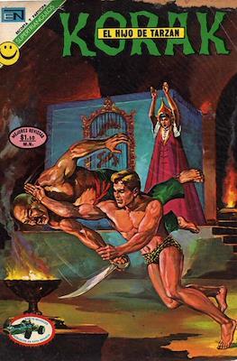 Korak, el hijo de Tarzán (Grapa 36 pp) #2