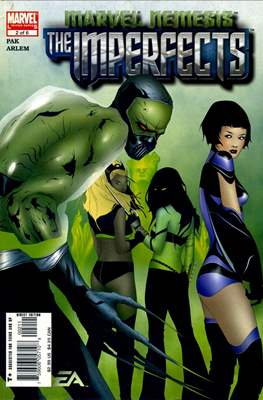 Marvel Nemesis: The Imperfects (Grapa) #2