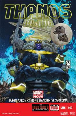 Thanos Rising (Comic Book) #2