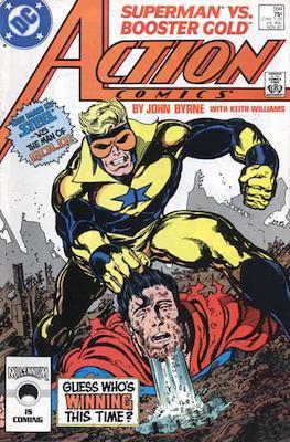 Action Comics Vol. 1 (1938-2011; 2016-) (Comic Book) #594