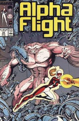 Alpha Flight vol. 1 (1983-1994) (Comic Book) #56