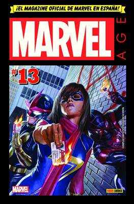 Marvel Age (2016-) (Grapa) #13