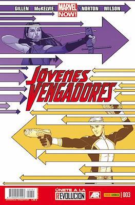 Jóvenes Vengadores Vol. 2 (2013-2014) (Grapa) #3