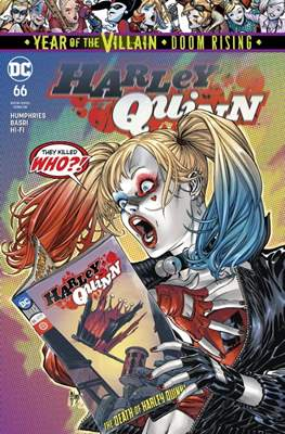 Harley Quinn Vol. 3 (2016-) (Comic book) #66