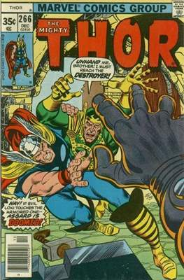 Journey into Mystery / Thor Vol 1 (Comic Book) #266