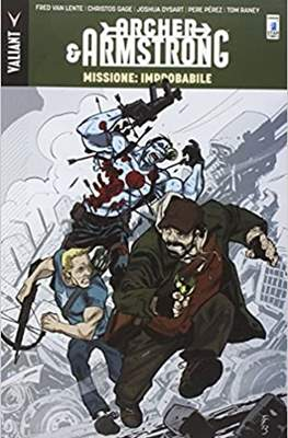 Archer & Armstrong (Brossurato) #5
