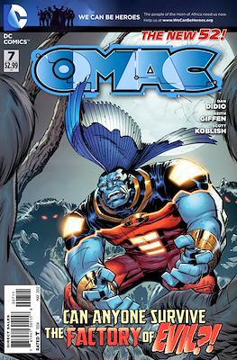 O.M.A.C. Vol 4 (Comic Book) #7