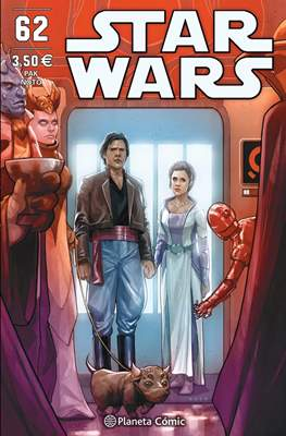 Star Wars (Grapa 56-32 pp.) #62