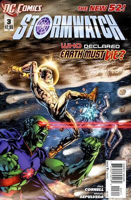 Stormwatch (2011) #3
