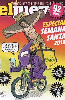 El Jueves (Revista) #2186
