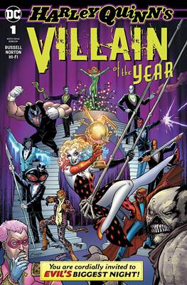 Harley Quinn's Villain of the Year