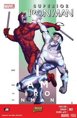 Superior Iron Man (Comic-Book) #2