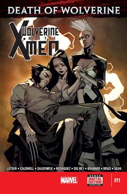 Wolverine and the X-Men Vol. 2 #11