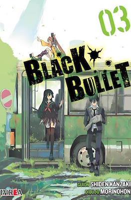 Black Bullet (Rústica con sobrecubierta) #3