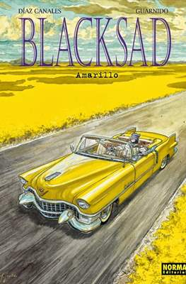 Blacksad (Cartoné) #5
