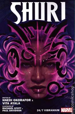 Shuri (Softcover 112 pp) #2