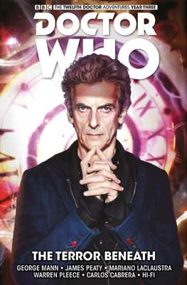 Doctor Who: The Twelfth Doctor Adventures Year Three (Softcover) #1