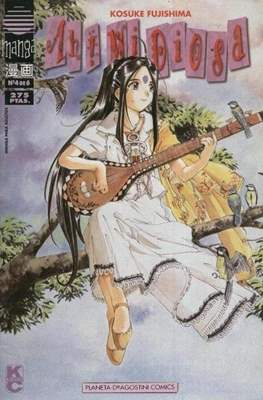 Ah! Mi diosa (Grapa) #4