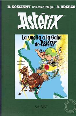 Astérix - Colección Integral (Cartoné, color) #22