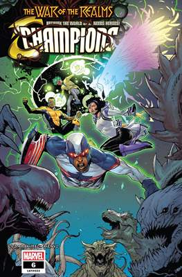 Champions Vol. 3 (2019-) (Comic Book) #6