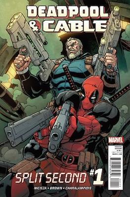 Deadpool & Cable. Split Second (Comic Book) #1
