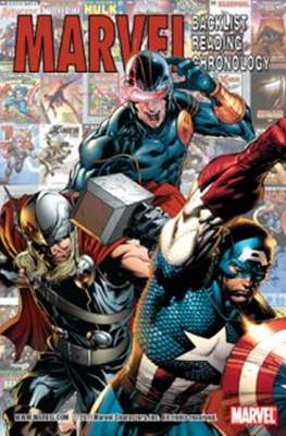 Marvel Backlist Reading Chronology