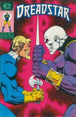 Dreadstar Vol. 1 (Grapa. 17x26. Color. (1985).) #14